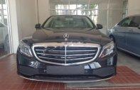 Bán xe Mercedes C200 Exclusive năm sản xuất 2019, màu đen giá 1 tỷ 709 tr tại Tp.HCM