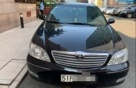 Bán Toyota Camry 2003, màu đen, nhập khẩu giá 300 triệu tại Tp.HCM