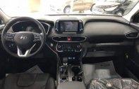 Bán xe Hyundai Santa Fe sản xuất 2019, màu bạc giá 995 triệu tại Tp.HCM