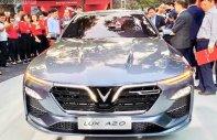 Cần bán VinFast LUX A2.0 sản xuất 2019, màu xám giá 990 triệu tại Hà Nội