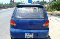 Cần bán xe Daewoo Matiz năm sản xuất 2001, màu xanh lam, nhập khẩu chính chủ giá 53 triệu tại Tp.HCM