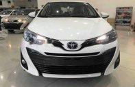 Cần bán Toyota Vios 2019, màu trắng giá cạnh tranh giá 531 triệu tại Hà Nội