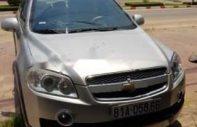 Bán gấp Chevrolet Captiva LT 2.4 MT năm sản xuất 2008, màu bạc giá 268 triệu tại Gia Lai