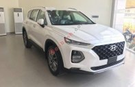 Bán xe Hyundai Santa Fe sản xuất 2019, màu trắng giá 1 tỷ 195 tr tại Hà Nội