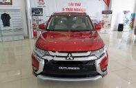 Bán xe Mitsubishi Outlander 2.4 CVT Premium năm 2019, màu đỏ giá 1 tỷ 48 tr tại Đà Nẵng