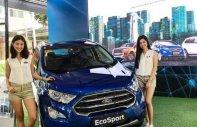 Bán xe Ford EcoSport năm 2019, màu xanh lam giá 628 triệu tại Tp.HCM