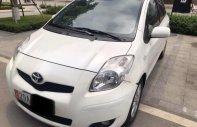 Bán Toyota Yaris 1.3 AT 2010, màu trắng, nhập khẩu giá 520 triệu tại Hà Nội
