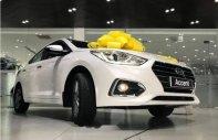 Bán xe Hyundai Accent AT đời 2019, màu trắng giá 555 triệu tại Tp.HCM