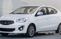 Bán Mitsubishi Attrage 1.2L CVT đời 2019, màu trắng, xe nhập giá 476 triệu tại Đà Nẵng