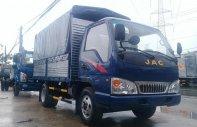 Bán xe tải Jac 2t4 ga cơ mới 100%, hỗ trợ vay ngân hàng 80% giá trị xe giá 335 triệu tại Tp.HCM