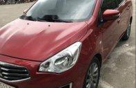 Bán lại xe Mitsubishi Attrage sản xuất 2017, màu đỏ, xe nhập như mới giá 405 triệu tại Hà Nội