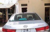 Bán Hyundai Sonata sản xuất năm 2009, màu bạc, nhập khẩu   giá 350 triệu tại Yên Bái