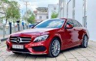 Cần bán Mercedes C300 AMG sản xuất 2018, màu đỏ giá 1 tỷ 815 tr tại Tp.HCM