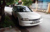 Bán Ford Laser 1.6 MT 2001, màu trắng, nhập khẩu giá 100 triệu tại Quảng Bình