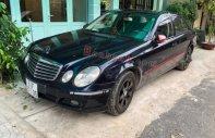Bán ô tô Mercedes E200 sản xuất 2008, nhập khẩu, màu xanh đen giá 500 triệu tại Tp.HCM
