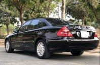 Cần bán xe Mercedes E240 sản xuất 2004, màu đen chính chủ giá 305 triệu tại Tp.HCM