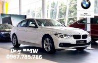 Bán BMW 3 Series 320i năm 2019, màu trắng, nhập khẩu nguyên chiếc giá 1 tỷ 619 tr tại Tp.HCM