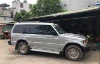 Cần bán Mitsubishi Pajero MT đời 2003, màu bạc, bao sang tên giá 185 triệu tại Tp.HCM
