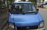 Xe Suzuki Wagon R năm 2005, màu xanh lam còn mới, giá 60triệu giá 60 triệu tại Hà Nội