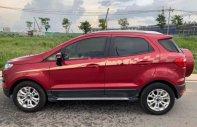 Cần bán lại xe Ford EcoSport sản xuất năm 2017, màu đỏ giá 570 triệu tại Tp.HCM