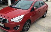 Bán xe Mitsubishi Attrage sản xuất năm 2016, màu đỏ, nhập khẩu nguyên chiếc chính chủ giá 420 triệu tại Thanh Hóa