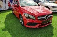 Bán Mercedes CLA250 đời 2019, màu đỏ, nhập khẩu giá 1 tỷ 529 tr tại Bình Dương
