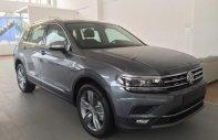 Bán xe Volkswagen Tiguan Allspace đời 2018, màu xám, nhập khẩu giá 1 tỷ 729 tr tại Hà Nội