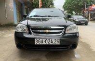 Bán xe Chevrolet Lacetti EX đời 2012, màu đen, giá tốt giá 228 triệu tại Thanh Hóa