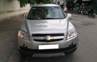 Cần bán xe Chevrolet Captiva 2007 LTZ số tự động, màu bạc giá 273 triệu tại Tp.HCM