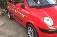 Bán Daewoo Matiz SE sản xuất năm 2004, màu đỏ, nhập khẩu giá 89 triệu tại Đồng Tháp