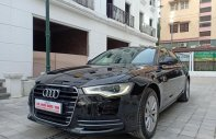 Bán xe Audi A6 2.0T sản xuất 2013, màu đen, nhập khẩu nguyên chiếc giá 1 tỷ 240 tr tại Hà Nội