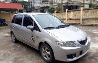 Cần bán xe Mazda Premacy 1.8 AT năm sản xuất 2003, màu bạc giá 192 triệu tại Hòa Bình
