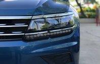Bán ô tô Volkswagen Tiguan Allspace sản xuất 2018, màu xanh lam, nhập khẩu giá 1 tỷ 729 tr tại Tp.HCM