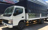 Xe tồn - Fuso đời 2016 ga cơ 3T5 - 4T7 thùng 5m6 giá 645 triệu tại Tp.HCM