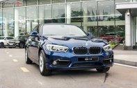 Bán xe BMW 1 Series 118i đời 2019, màu xanh lam, nhập khẩu nguyên chiếc giá 1 tỷ 439 tr tại Hà Nội