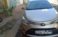 Gia đình bán xe Toyota Vios đời 2018, màu vàng cát giá 495 triệu tại Đắk Lắk
