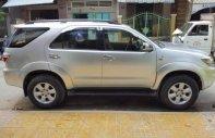Cần bán xe Toyota Fortuner đời 2009, màu bạc số sàn, giá tốt giá 599 triệu tại Sóc Trăng