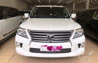 Cần bán xe Lexus LX 570 đời 2014, màu trắng, nhập khẩu nguyên chiếc, chính chủ giá 4 tỷ 430 tr tại Hà Nội