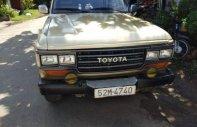 Cần bán gấp Toyota Land Cruiser sản xuất năm 2000, xe nhập giá 75 triệu tại Tây Ninh