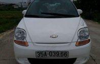 Bán xe Chevrolet Spark năm sản xuất 2009, màu trắng xe gia đình giá 88 triệu tại Ninh Bình