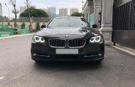 Bán BMW 520i Sx 2014 DK 2015 màu nâu Full option: Cửa hít, cốp điện giá 1 tỷ 380 tr tại Hà Nội