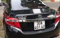 Cần bán lại xe Toyota Vios 2014, màu đen số sàn giá 370 triệu tại Nam Định
