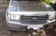Bán xe Ford Everest sản xuất 2006, màu bạc, xe nhập chính chủ giá 279 triệu tại Bạc Liêu