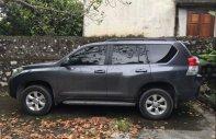 Bán Toyota Prado sản xuất năm 2015, màu xám, nhập khẩu nguyên chiếc số sàn giá 2 tỷ 300 tr tại Hà Nội