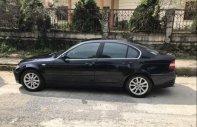 Bán BMW 3 Series 318i đời 2004, màu đen, xe nhập chính chủ giá 270 triệu tại Lào Cai