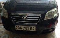 Bán Daewoo Gentra đời 2008, màu đen, xe nhập  giá 150 triệu tại Phú Thọ