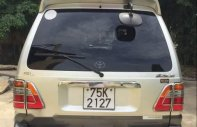 Cần bán xe Toyota Zace sản xuất 2005 số sàn, giá chỉ 255 triệu giá 255 triệu tại TT - Huế