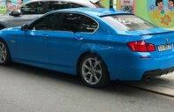 Bán BMW 5 Series 528i năm sản xuất 2010, màu xanh, xe mới sơn lại màu xanh biển giá 958 triệu tại Hà Nội