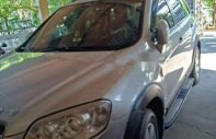 Bán xe Chevrolet Captiva năm 2009, màu bạc, nhập khẩu, máy êm giá 300 triệu tại Quảng Bình