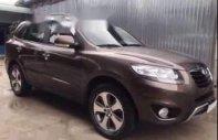 Cần bán gấp Hyundai Santa Fe sản xuất năm 2011, màu nâu, giá 590tr giá 590 triệu tại TT - Huế